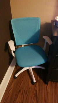 Blue office chair Fort Myers, 33913