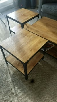 Coffee and 2 end tables set Cambridge, 02141