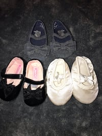 f7fea43736032 Used Infant baby girl shoes for sale in Port Hueneme - letgo
