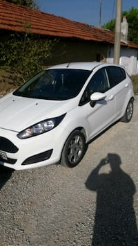 2017 Ford Fiesta 1.2L 82PS EU6 TREND X Nilüfer
