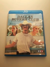 Blu-ray Dallas Buyers Club Cachan, 94230