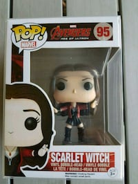 Marvel Pop! Scarlet Witch Gresham, 97030