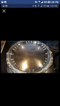 Stainless steel serving tray 20 OBO Calgary, T2A 7V9