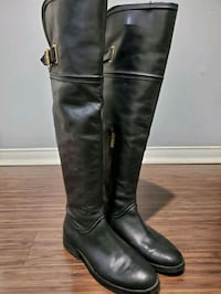 Vince Camuto leather boots Brampton