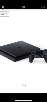 black Sony PS4 console with controller Scottsdale, 85258