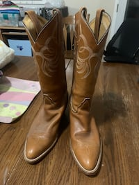 Mens Frye Boots Size 9.5
