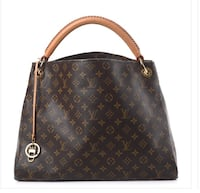 black Louis Vuitton leather tote bag Anaheim, 92806