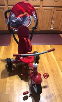 Radio Flyer infant bike with top and lower pockets Santa Clara, 95050