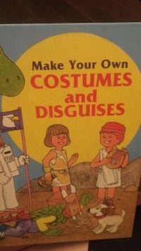 Costume making Hardcover Book Winnipeg, R2L 0X1