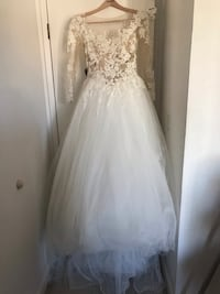 Wedding dress San Jose, 95133