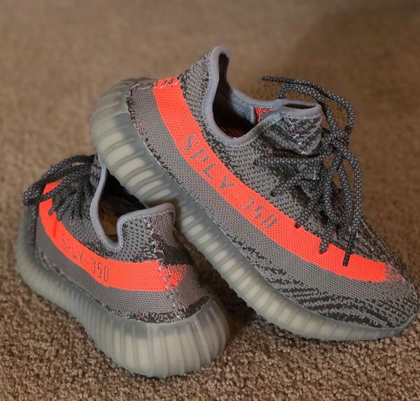 Used YEEZY BOOST 350 V2 - Beluga (Solar Red) for sale in Grand ... 5d44b2700