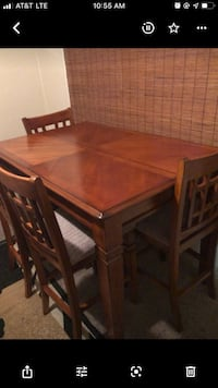 Table &2 chairs