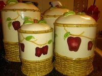 Canisters Middletown, 21769