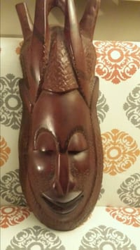 Tribal Mask 21 Inches