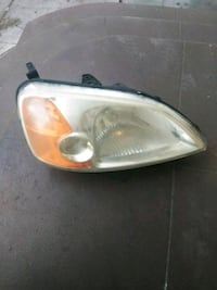 Used luz de un Honda Civic 2002 Los Angeles, 90006