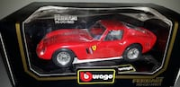 1:18 Ferrari Diecast Model Car Vaughan