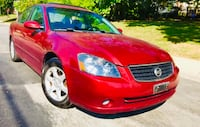$1475 2006 Nissan Altima 2.5S Clean title special edition Silver Spring