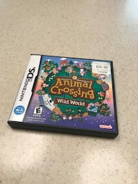 Animal Crossing Wild World for DS Brant, N3T