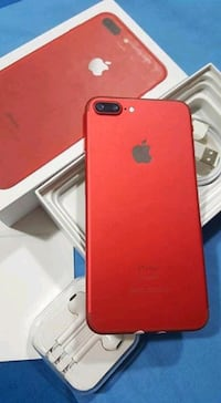 Product Red iPhone 7 plus Louisiana