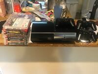 black Sony DVD player with remote New Carrollton, 20784