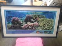 Wall hanging 3ft ×1 1/2 wide 1ft 9 1/2 long  Redding, 96001