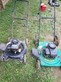 good running mowers. 30 each Keedysville, 21756