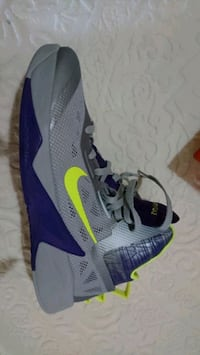 Nike zoom hyperfuse 8737 km