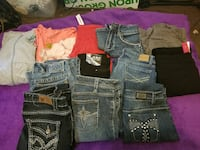 Girls clothes bundle or individual, see details