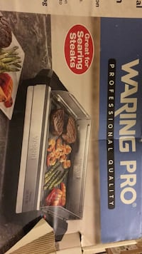 indoor cast-iron grill (never used, still in box) Silver Spring, 20903