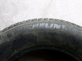 Used tire Michelin X-Ice