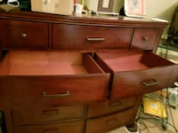 Large wood chest Bronx