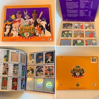 Comic Ball 2 Collectors albums Looney Tunes Upper Deck Baseball cards Toronto, M9B 0A2