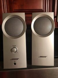 BOSE Companion 2 Multimedia Speakers Freeport, 11510