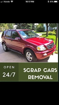 Scrap cars Vaughan