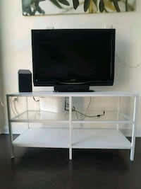 TV and stand combo $150 must pick up this Friday! Alexandria, 22305