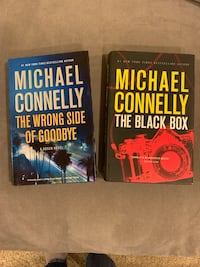 Michael Connelly Harry Bosch 2 Hardcover