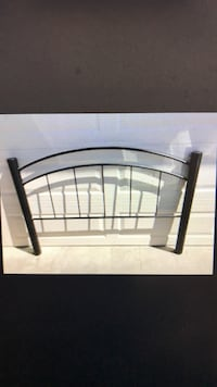 Queen Black Metal Headboard Frame Bed, will Deliver ! Washington