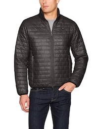 Tommy Hilfiger Mens Outerwear Packable Down Jacket Toronto