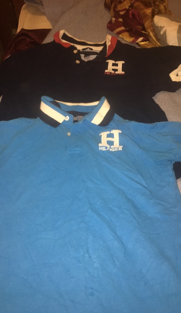 516851f7e Used 2 tommy hilfiger shirts for sale in Greenville - letgo