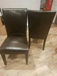 Dinning chairs  Pickering, L1V 4P9