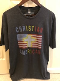 Christian American Tee null