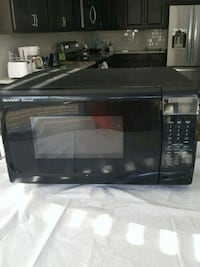 Sharp - Big Microwave Pooler