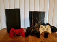 Ps3 and Xbox 360 lot Windsor, 23487