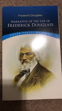 Narrative of the Life of Frederick Douglass  Springfield, 22152