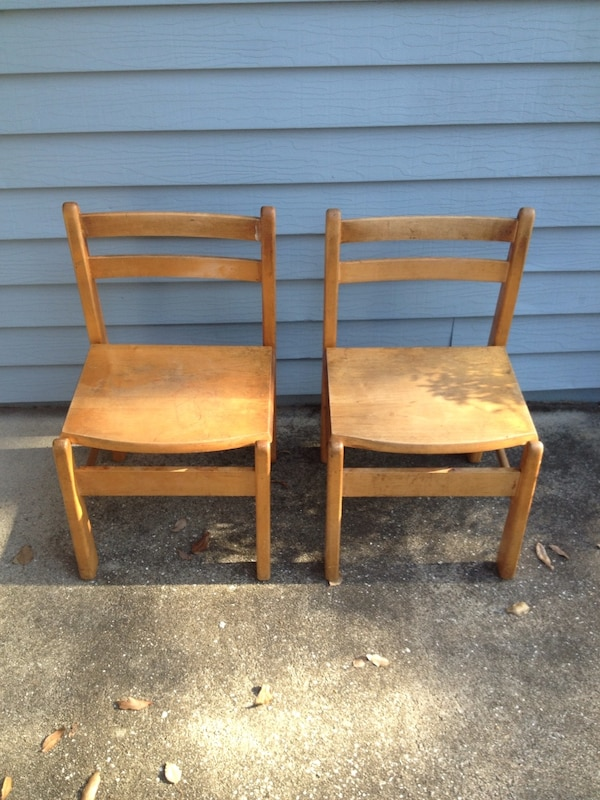 Peachy Childrens Wood Chairs Made By Kinderworks Portsmouth Nh Download Free Architecture Designs Scobabritishbridgeorg
