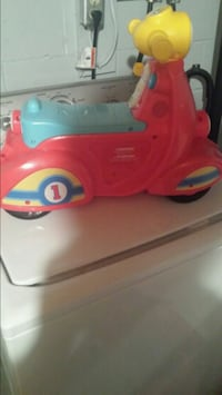 Toddlers ride on toy never used outside $15.00 Moncton, E1A 4V9