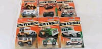 Matchbox Cars 8 cars