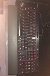 Corsair Mechanical Keyboard