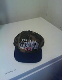 Brand New Montreal snap back hat 25$