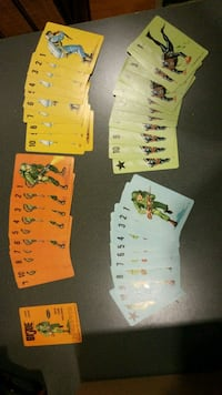 1965 G.I. Joe card game.  Great condition Miller Place, 11764